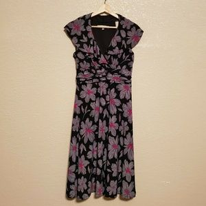 Evan-Picone Floral Dress